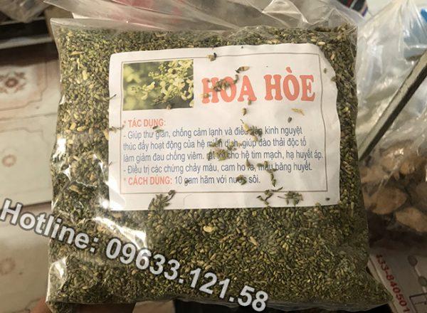 Hoa hòe - Loại trà rất tốt cho tim mạch