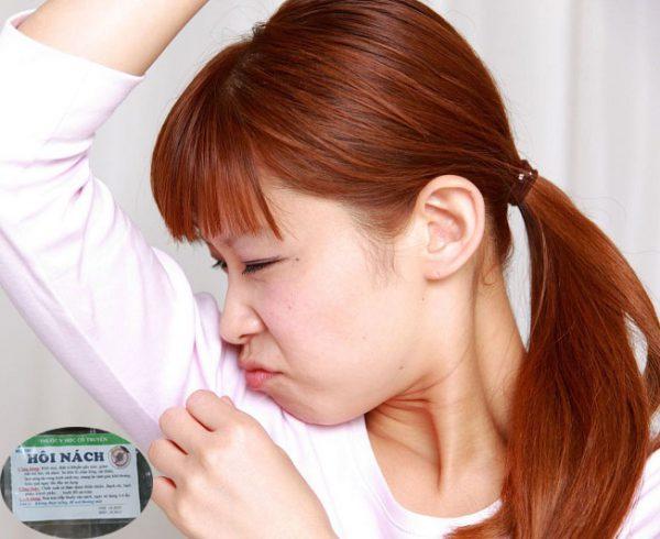 Vị thuốc trị hôi nách hiệu quả vĩnh viễn của người Mường