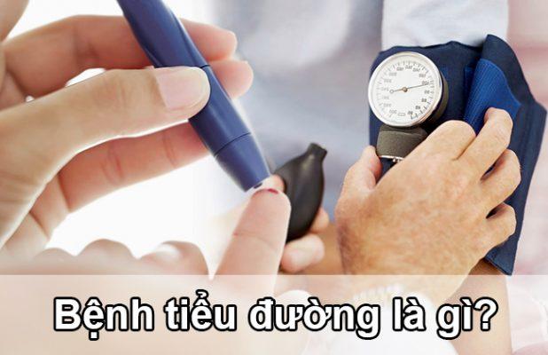 Bệnh tiểu đường là gì?