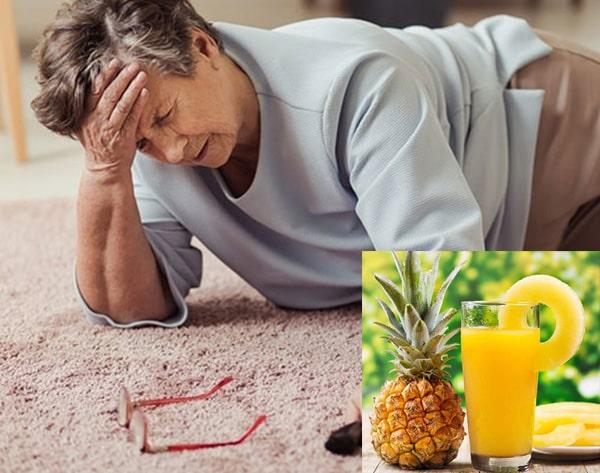 Bài thuốc dân gian phòng tránh đột quỵ