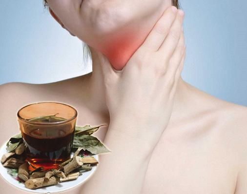 Cây xạ đen hỗCây xạ đen hỗ trợ điều trị bướu cổ trợ điều trị bướu cổ
