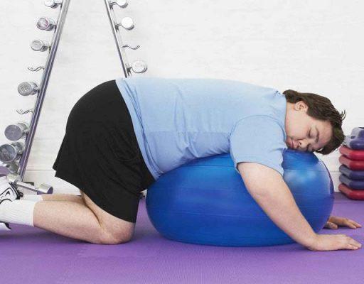 Lười tập thể dục thể thao gây tiểu đường
